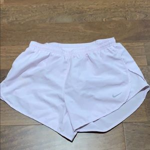 Nike Dri Fit running shorts size S